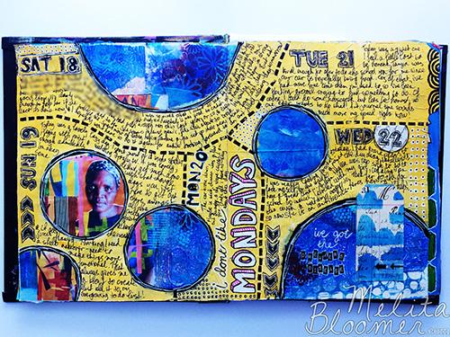 Melita Bloomer - Junque Journal B500