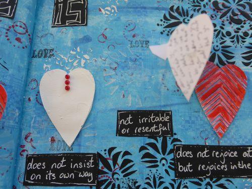 Photo 24 Heart journaling