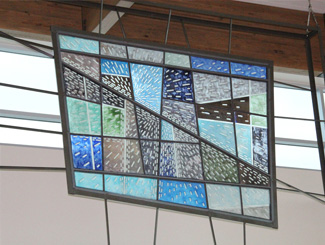 Balzer Designs Blog: Dallas Love Field Art Gallery
