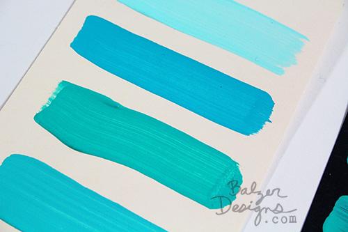 Balzer Designs Blog: Exploring Amsterdam Standard Acrylics