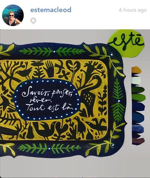 from the Balzer Designs Blog: Instagram Inspires
