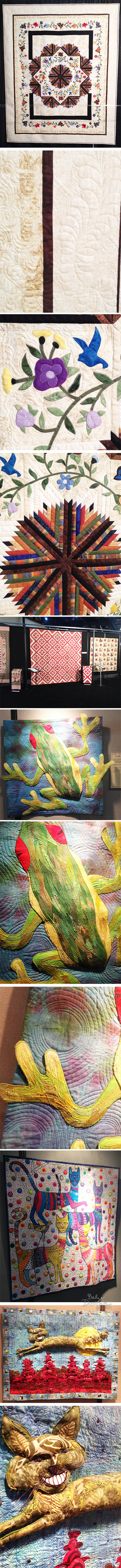from the Balzer Designs Blog: Quilt Festival 2015 #quilting