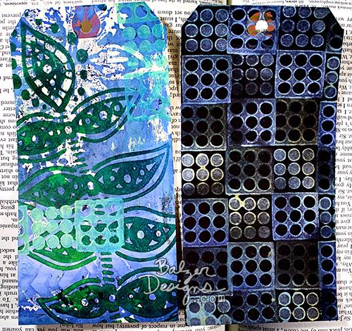 from the Balzer Designs Blog: Balzer Designs + Art Foamies