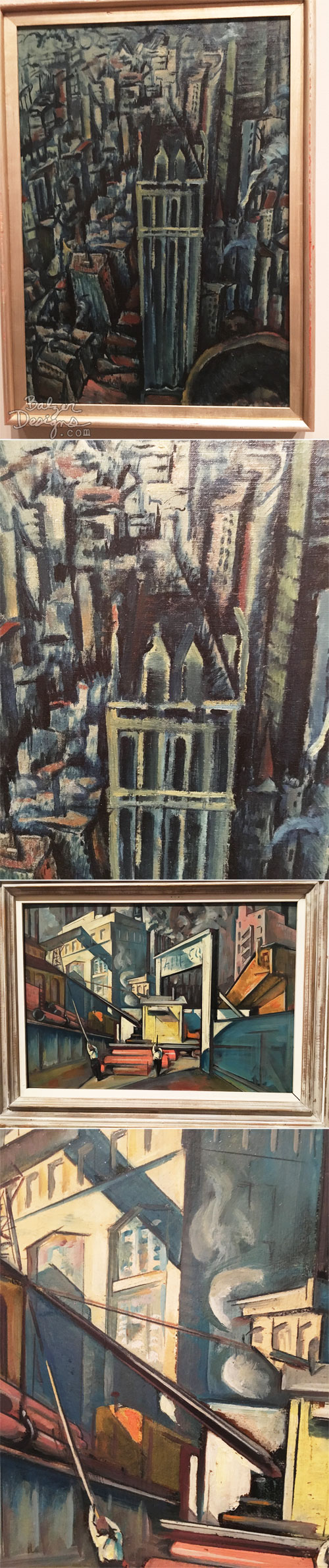from the Balzer Designs Blog: The Idea of North: The Paintings of Lawren Harris