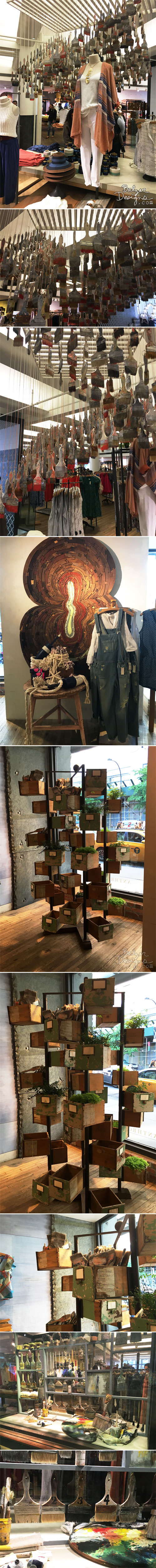 From the Balzer Designs Blog: Inspired by Retail Displays