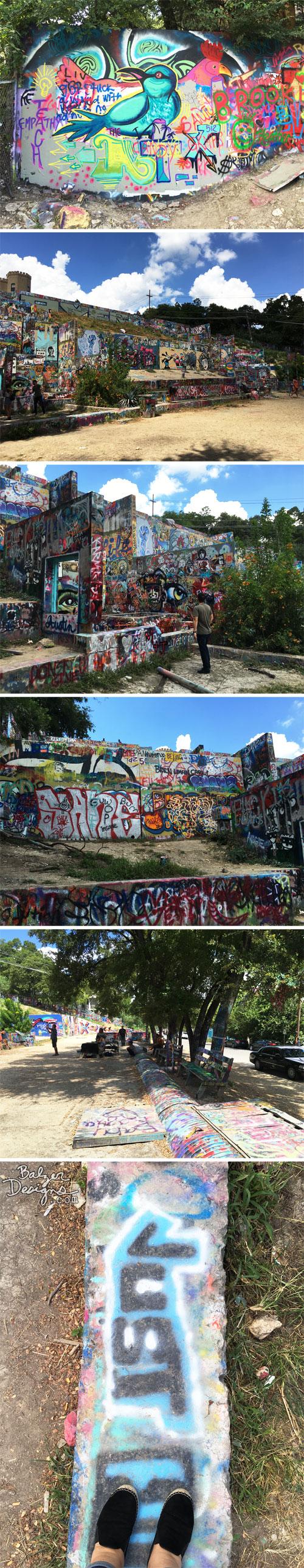 From the Balzer Designs Blog: Art in Austin