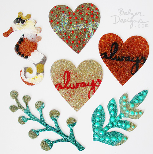 from the Balzer Designs Blog: #ScanNCut Tutorials