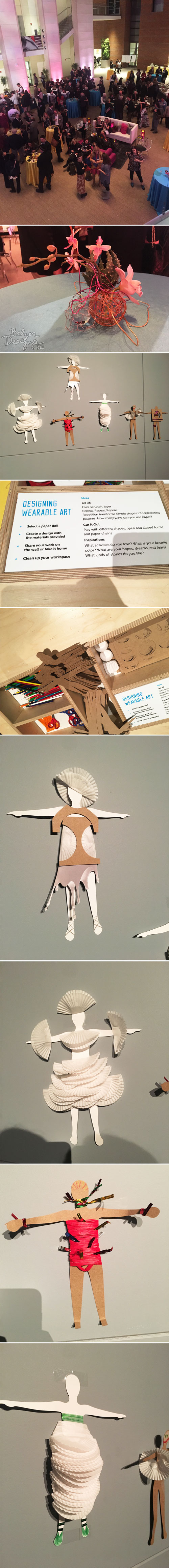 From the Balzer Designs Blog: World of Wearable Art at the Peabody Essex Museum