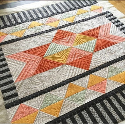 from the Balzer Designs Blog: An Introduction to Modern Quilting