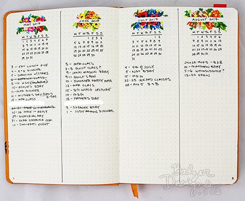 from the Balzer Designs Blog: Art Journal Every Day #artjournal #artjournaleveryday #bulletjournal