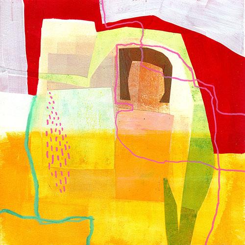 JDAVI Cactus Dream #2 8x8 AP