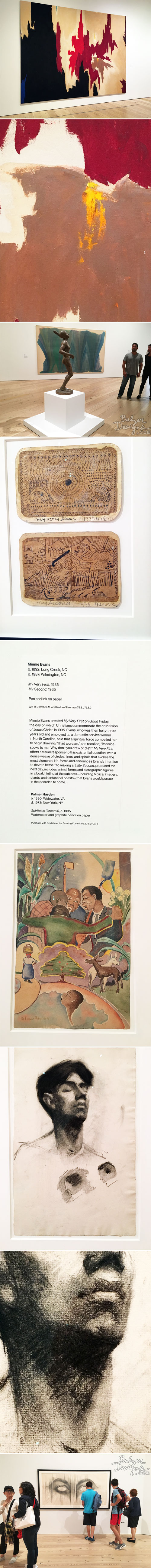 From the Balzer Designs Blog: July 2017 at the Whitney Museum