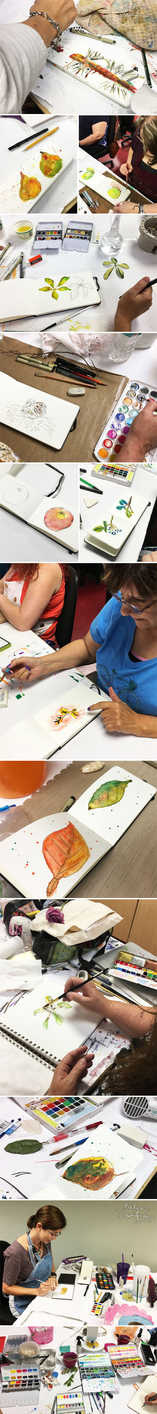 From the Balzer Designs Blog: Summer 2017 Classes at WhimSoDoodle (Part 2)