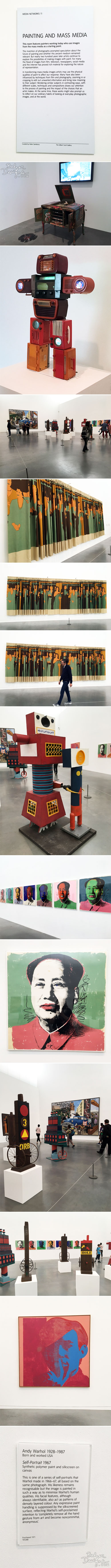 From the Balzer Designs Blog: Tate Modern (Part Three)