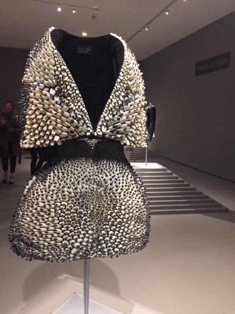 Dress tech fashion MFA