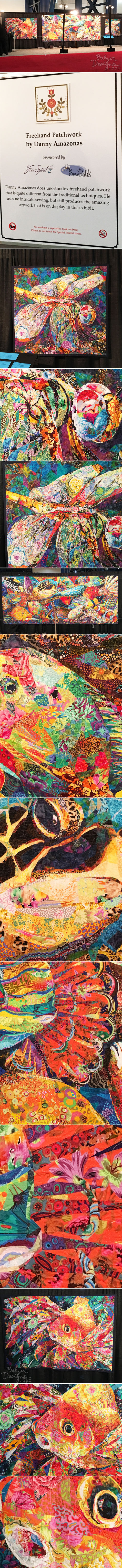 From the Balzer Designs Blog: Quilt Festival 2017: Part Three