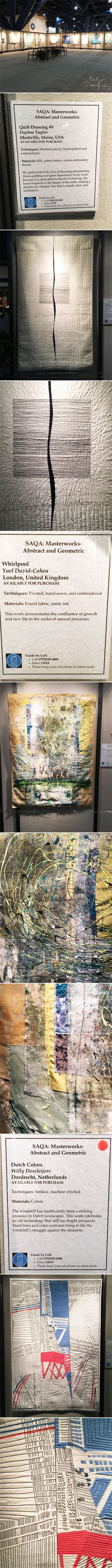 From the Balzer Designs Blog: Quilt Festival 2017: Part Six
