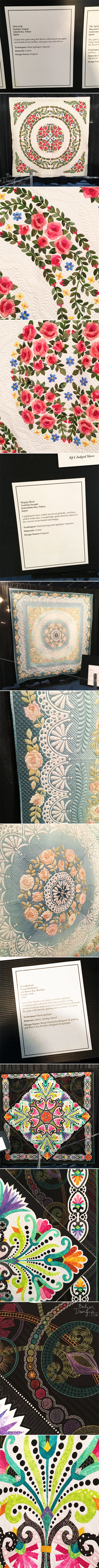 From the Balzer Designs Blog: Quilt Festival 2017: Part Seven
