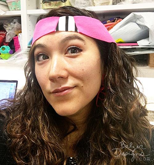 Headband-wm