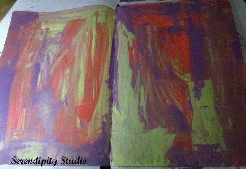 Art journal calendar 3