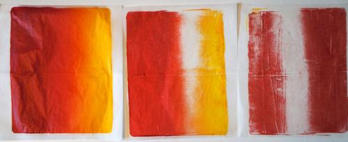 GW 4, red prints