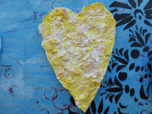 Photo 25 Sawdust heart