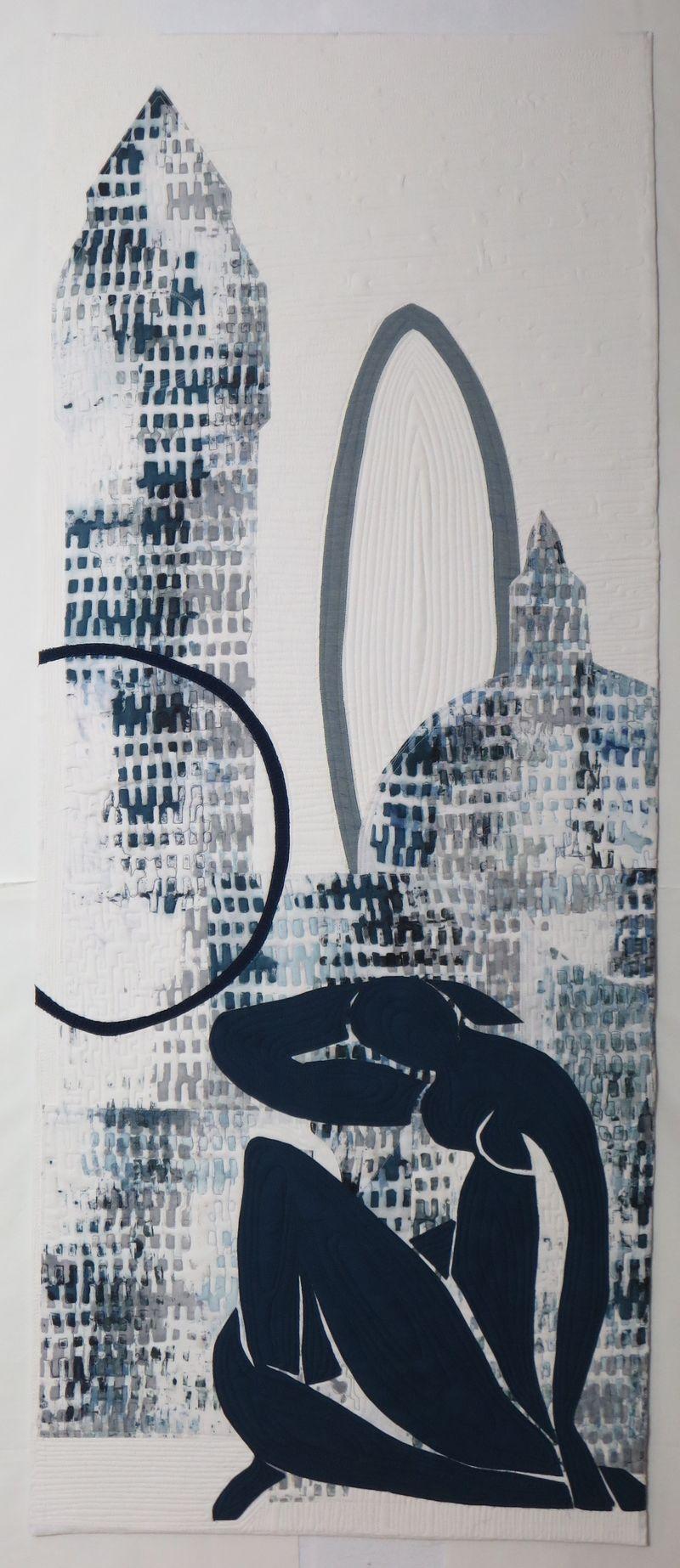 Matisse&TheNewLondonSkyline