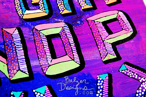 Art Journal Every Day: Balzer Designs - Airplane Doodles. Online class coming in the Fall!