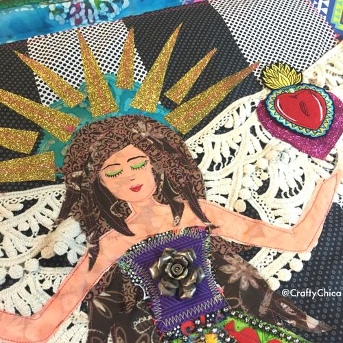 from the Balzer Designs Blog: Guest Post: Sewing Past the Insecurities with the Crafty Chica