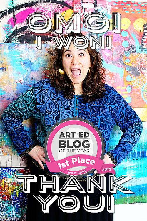 Julie Fei-Fan Balzer: Balzer Designs Blog wins Blog of the Year