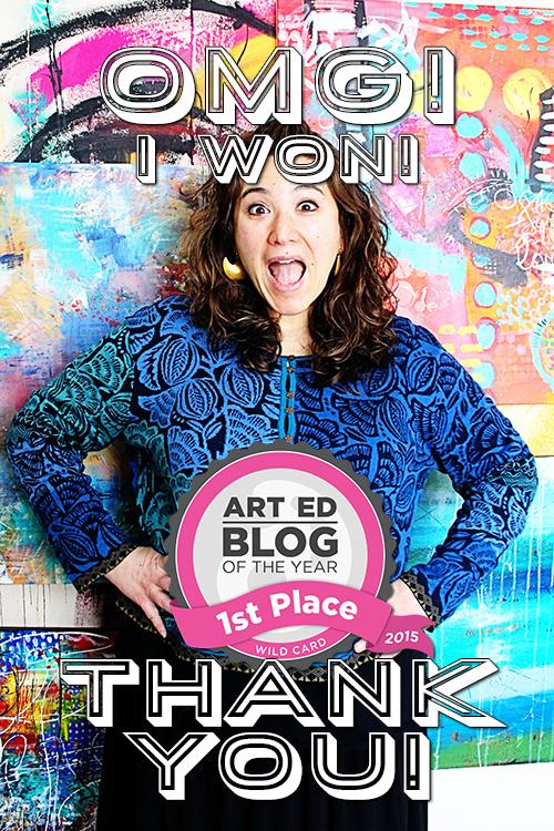 Julie Fei-Fan Balzer: Balzer Designs Blog wins Blog of the Year