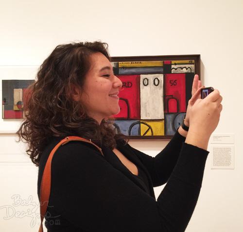 from the Balzer Designs Blog: MoMa in December: Part One (Joaquín Torres-García)