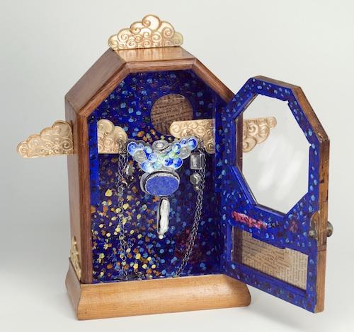 Dreamdance in blue