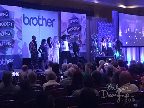 from the Balzer Designs Blog: Brother B2B Conference 2016 #scanncut