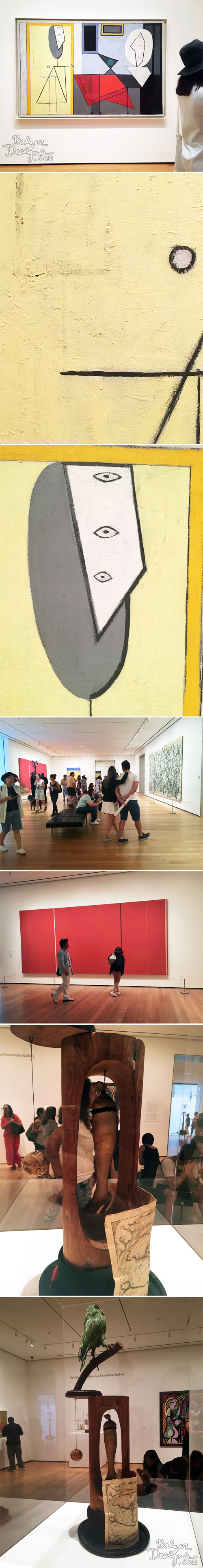 From the Balzer Designs Blog: June Visit to MoMA