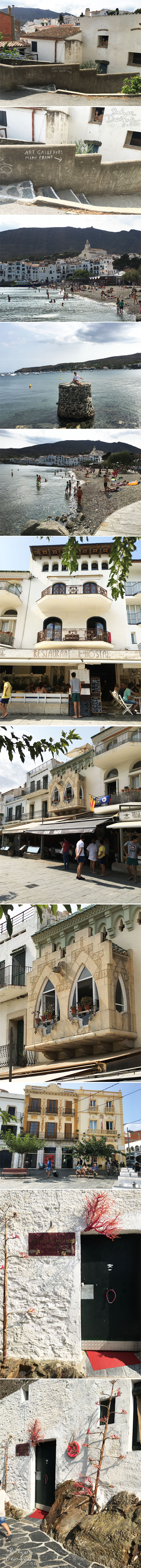 From the Balzer Designs Blog: Walking Cadaques