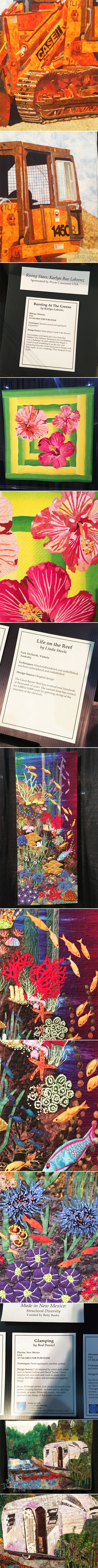 From the Balzer Designs Blog: Quilt Festival 2017: Part Five