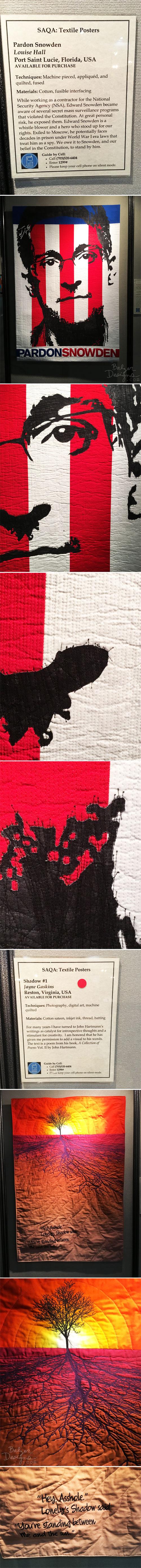 From the Balzer Designs Blog: Quilt Festival 2017: Part Six