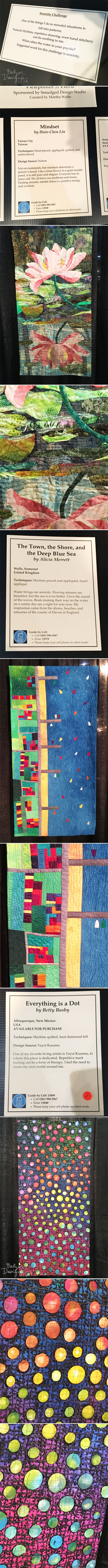 From the Balzer Designs Blog: Quilt Festival 2017: Part Eight