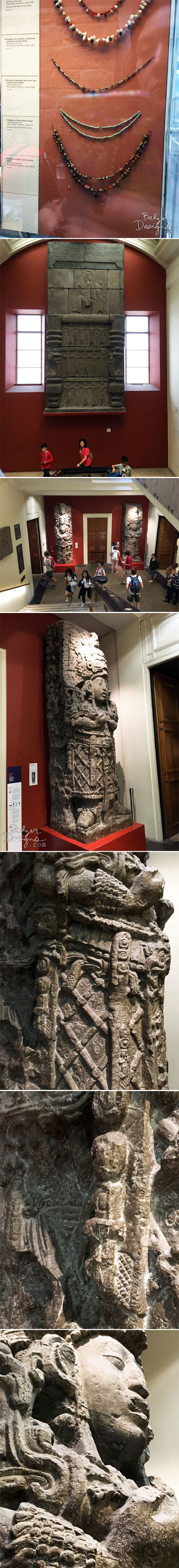 From the Balzer Designs Blog: A Brief Visit to The British Museum