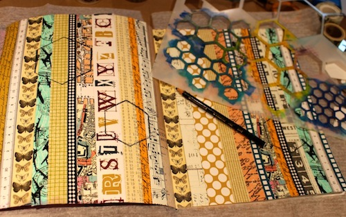 Kemper Journal with washi tape (4) 11132014