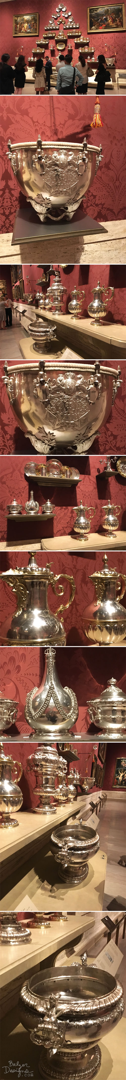 From the Balzer Designs Blog: A King's Ransom: A Curatorial Tour at the MFA