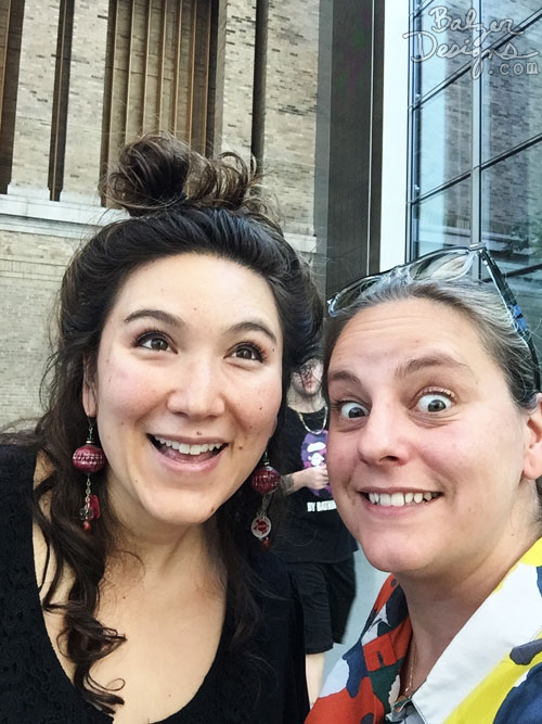 From the Balzer Designs Blog: Museum of Fine Arts with Nat Part One #MFA