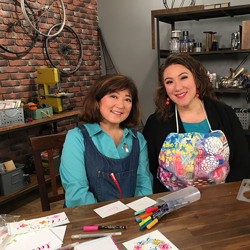 from the Balzer Designs Blog: The Scoop on Make It Artsy