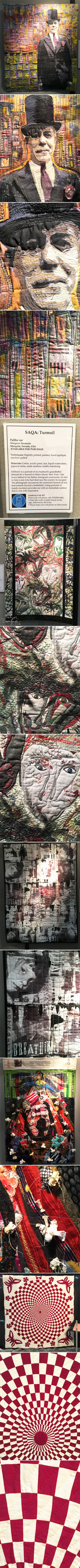 From the Balzer Designs Blog: Quilt Festival 2016: Part Two #quilting