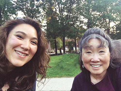 Julie&Eileen