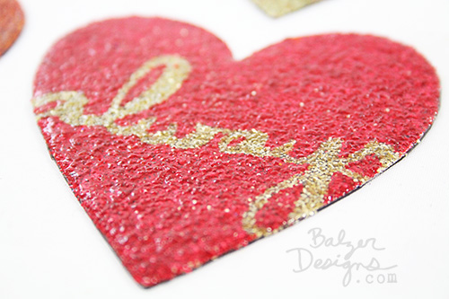 ScanNCut Videos: Unpacking Your Machine, Glitter Heart Magnets, & Making a Quilting Template