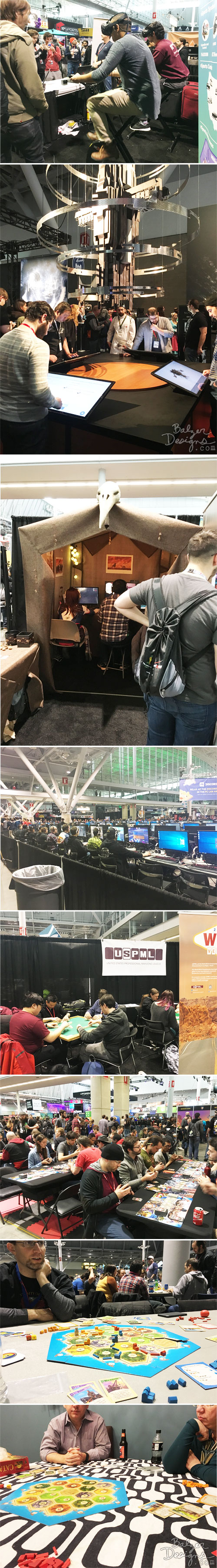 From the Balzer Designs Blog: Two Days at PAX East