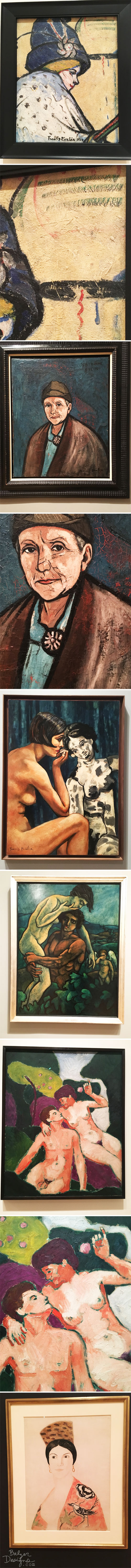 From the Balzer Designs Blog: Picabia at MoMA: Part One