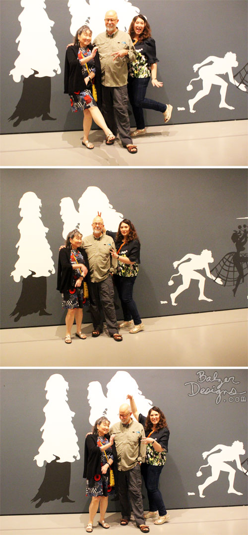 From the Balzer Designs Blog: MFA Boston with my Aunt & Uncle